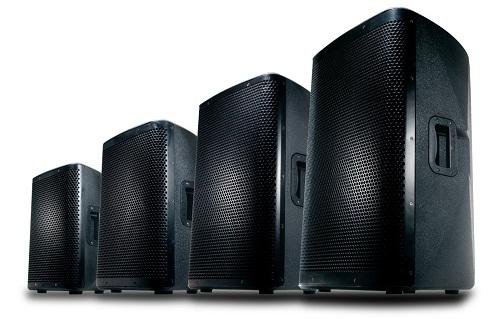 Новое семейство активных акустических систем American Audio CPX