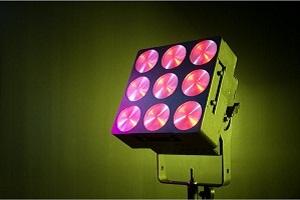 ADJ DOTZ BRICK 3.3 - новая светодиодная Wash/Blinder панель.