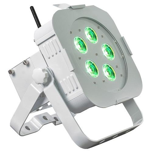 ADJ WiFly PAR QA5 WH - автономное решение.