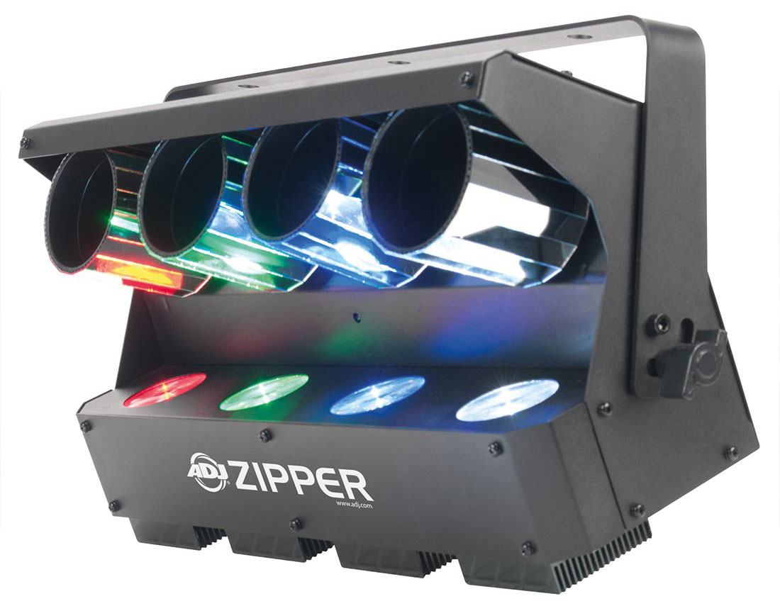 Новый четырехсекционный роллер ADJ Zipper