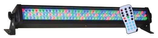Новая светодиодная панель MEGA BAR 50RGB RC