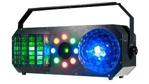 ADJ представляет новую серию мультифункциональных приборов StarTec Series