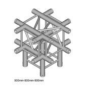 Dura Truss DT 34 C51-XD  X- joint + Down