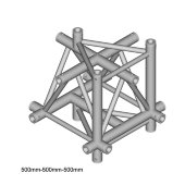 Dura Truss DT 43 C61-XUD   X-joint + up +